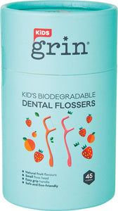 Biodegradable Dental Floss - Kid's