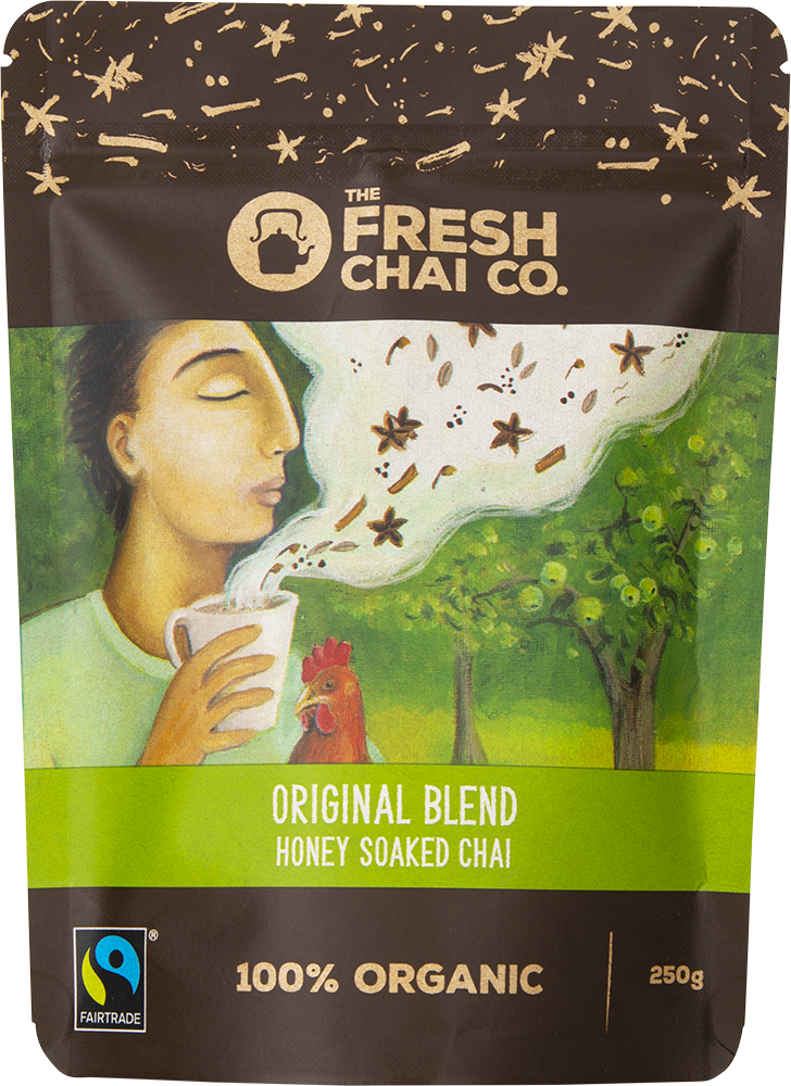 Original Blend Honey Soaked Chai 250g