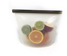 Load image into Gallery viewer, Fresh Food Silicone Storage Bag - Large 1000ml