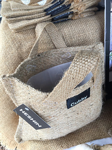 Load image into Gallery viewer, Recycled Potato Bag Produce Sacks