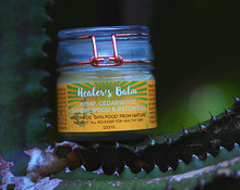 Load image into Gallery viewer, Hemp, Sandalwood, Cedarwood, & Patchouli Healer's Balm 100ml