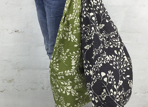 Reusable Shopping Bag - Hampi Mixed Design