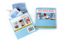 Load image into Gallery viewer, Nut Milk Bag