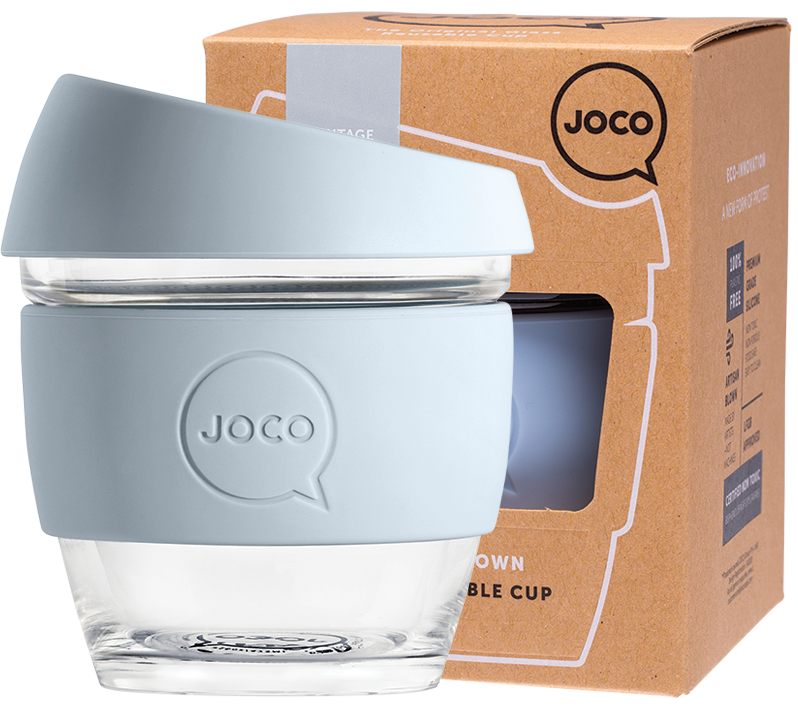 JOCO Glass Cup - Extra Small 4oz (118ml)