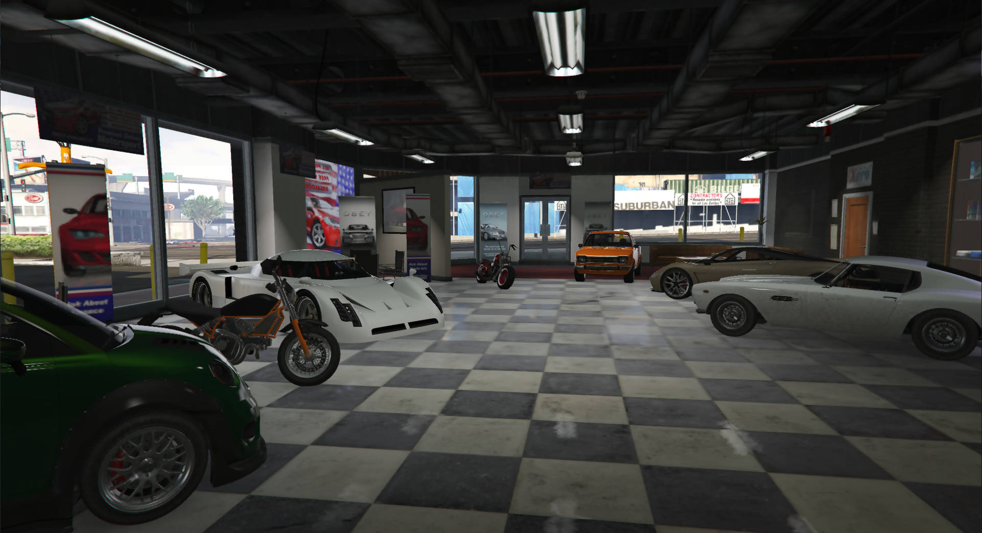 ModFreakz: Vehicle Shops
