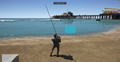 Fishing Mini-Game