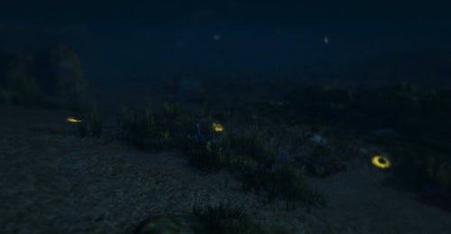 Ocean object looting / Loot treasures underwater