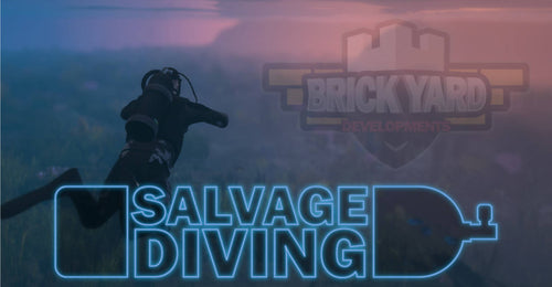 Brickyard Designs: Salvage Diving