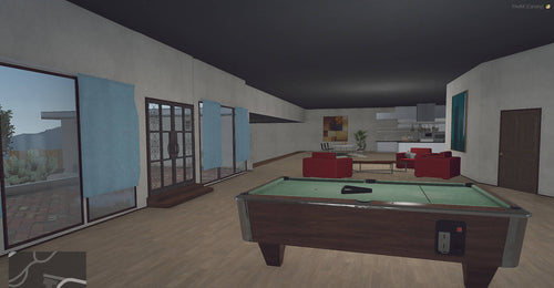 Modern Mansion Interior [MLO]