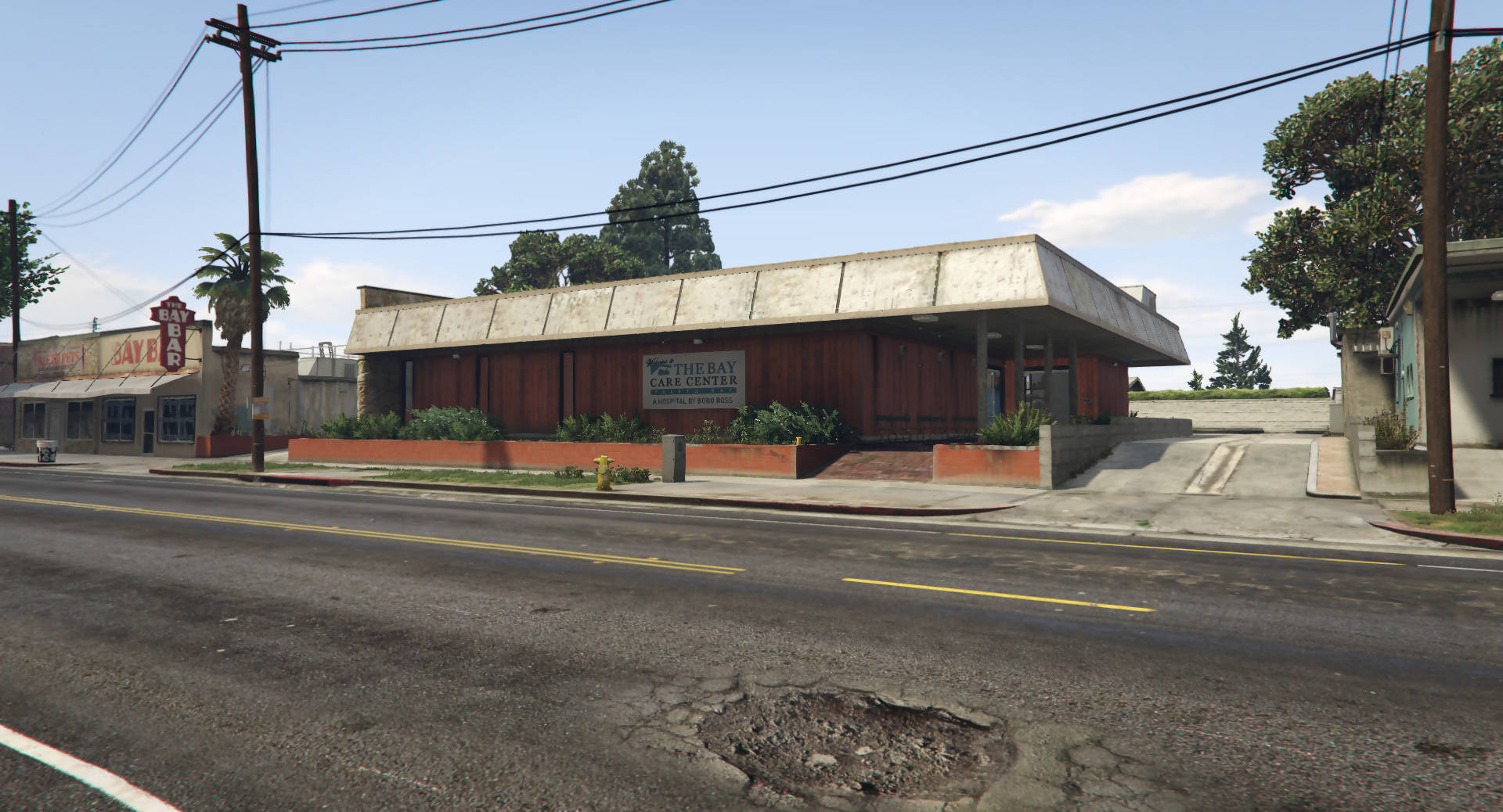 BoboBoss: Paleto Bay Hospital
