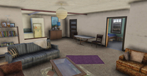 Furnished Housing Shells [Pack One]