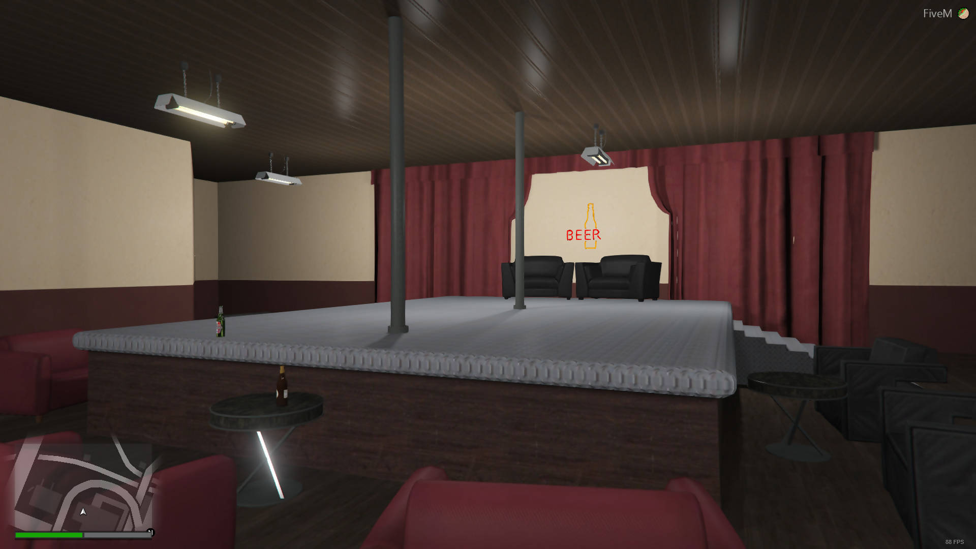MC Club Interior | Silver Tier [MLO]