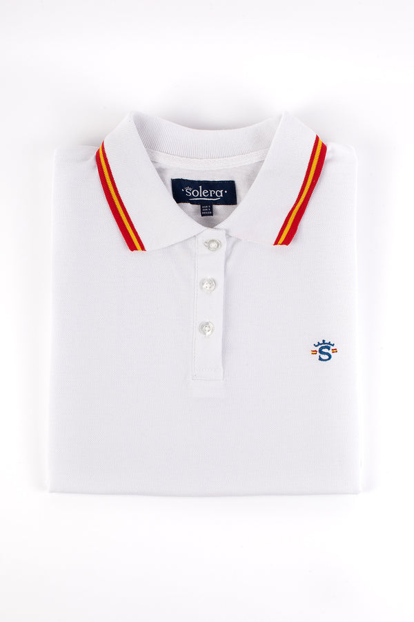 Polo Basic Flaged