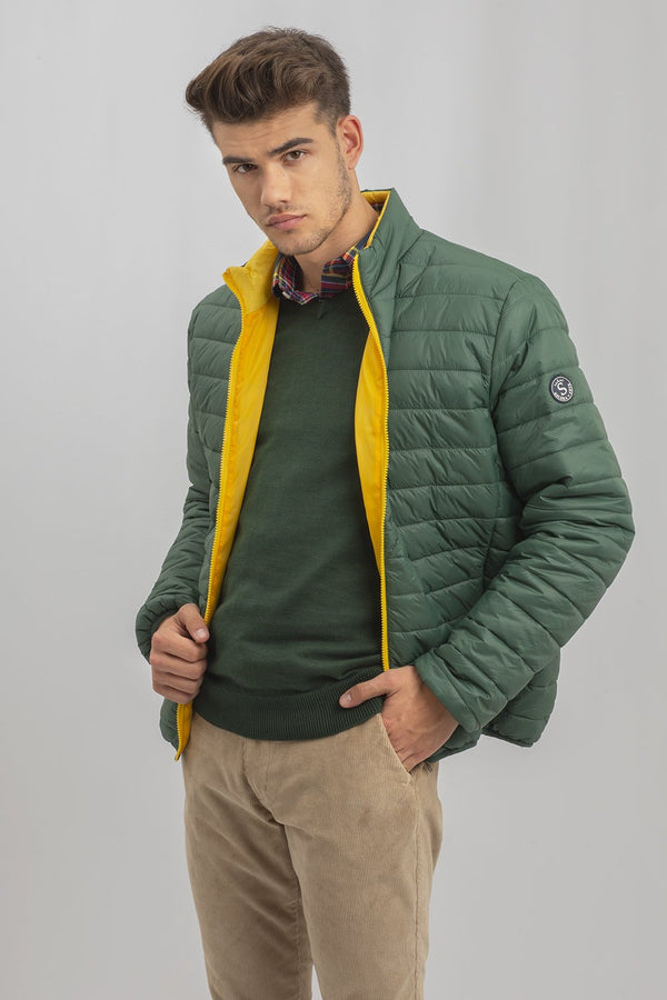 Parka Outdoor Verde