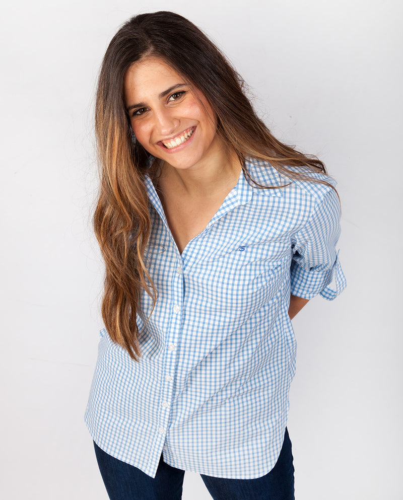 Camisa Summer Square Sleeve