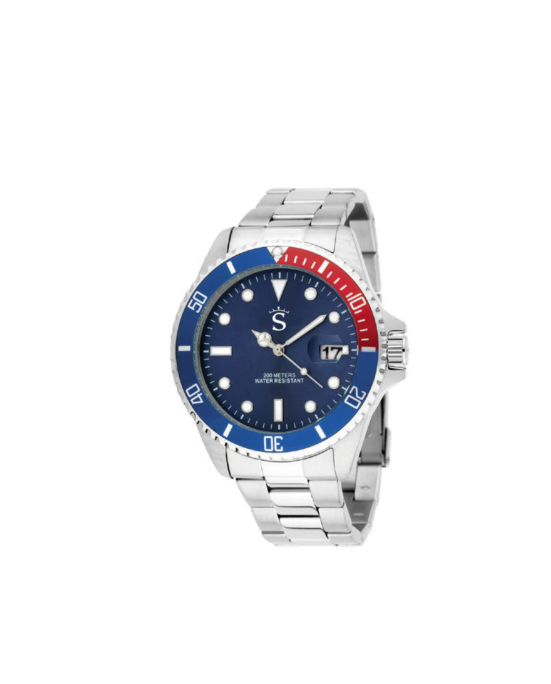 Reloj Racing Club Azul