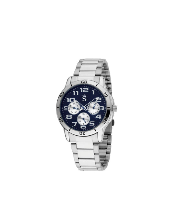Reloj Triple Racing Azul