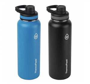 THERMOFLASK 2 PACK LIGHT BLUE/BLACK