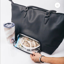 Load image into Gallery viewer, THE GAME CHANGER BAG, BLACK