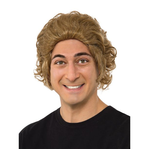 WILLY WONKA WIG ADULT HALLOWEEN ACCESSORY