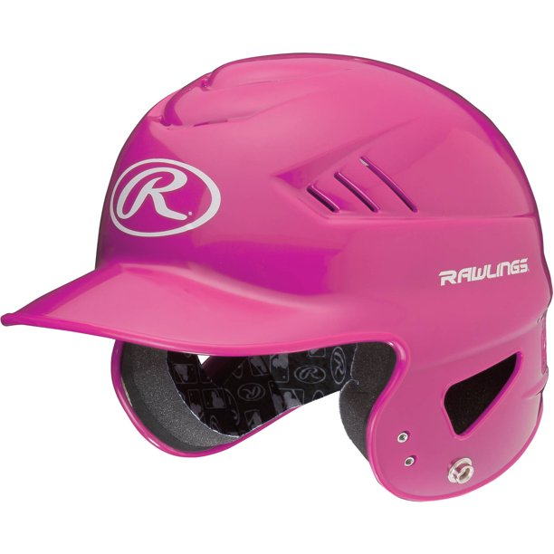 RAWLINGS VAPOR YOUTH T-BALL HELMET , PINK