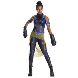 MARVEL BLACK PANTHER MOVIE WOMENS DELUXE SHURI HALLOWEEN COSTUME