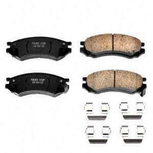 POWER STOP 17-507 Z17 EVOLUTION PLUS BRAKE PAD