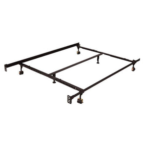 PREMIUM UNIVERSAL LEV-R-LOCK BED FRAME -FITS STANDARD TWIN, FULL, QUEEN, KING, CALIFORNIA KING SIZES