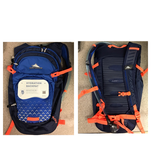 HIGH SIERRA CRAGIN HYDRATION BACKPACK