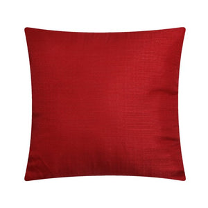 SOLARIUM INDOOR OUTDOOR PILLOW 2PACK RED 20x20