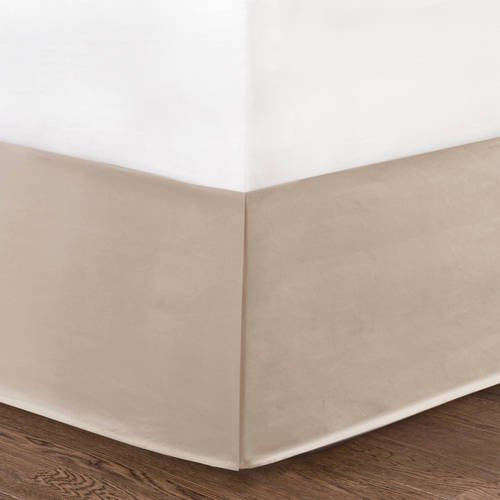 MAINSTAYS SOLID BED SKIRT , 1 EACH