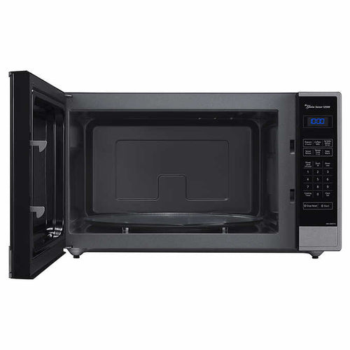 PANASONIC FAMILY SIZE 2.2 CUTFT COUNTERTOP MICROWAVE OVEN WITH CYCLONIC INVERTER TECHNOLOGY NNSN97HS