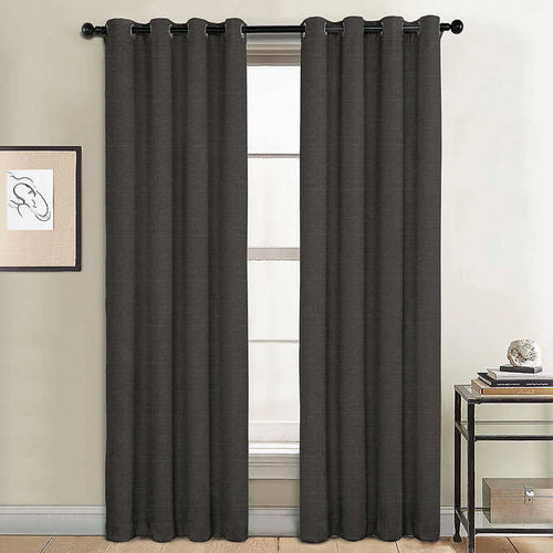 SUNBLK EVERLY TOTAL BLACKOUT WINDOW CURTAIN PANEL, 2- PACK
