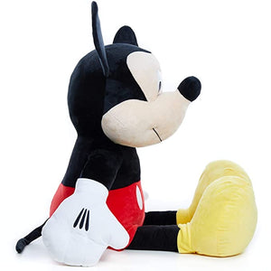 MICKEY MOUSE JUMBO STUFFED ANIMAL PLUSH TOY - 36 INCHES