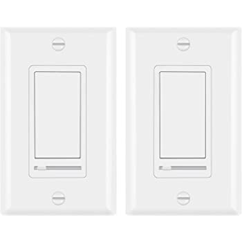 FELT ELECTRIC LED DIMMER SWITCH 2 PACK