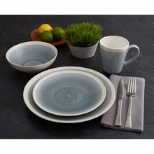 Load image into Gallery viewer, MIKASA BRIELLE STONEWARE DINNERWARE 16- PIECE SET