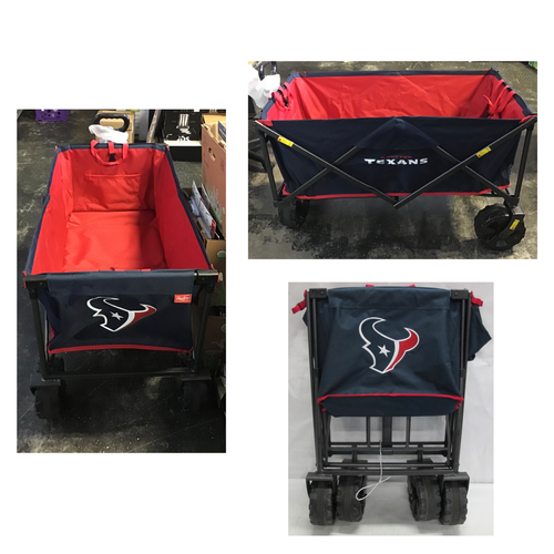 NFL TEAM UTILITY WAGON