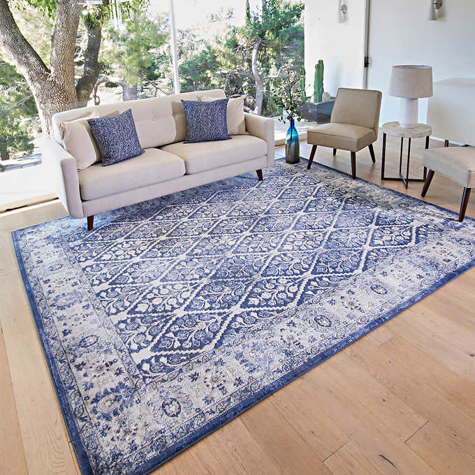"TEMPO AREA RUG COLLEC, LYTTON 8' 8"" X 13'"