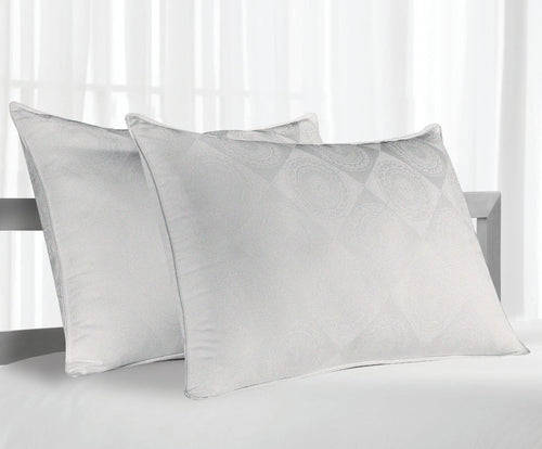 LIVE COMFORTABLY PLATINUM PILLOW 2- PACK QUEEN