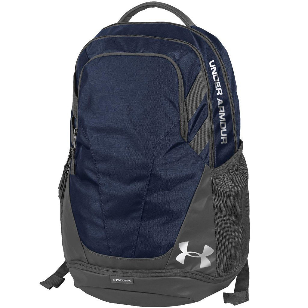 UNDER ARMOUR HUSTLE 3.0 BACKPACK - MIDNIGHT NAVY