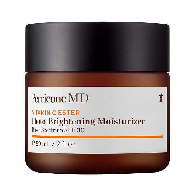 PERRICONE MD VITAMIN C ESTER PHOTO- BRIGHTENING MOISTURIZER BROAD SPECTRUM SPF 30, 2.0 FL OZ