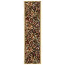 "Load image into Gallery viewer, OTTOMANSON OTTHOME COLLECTION CONTEMPORARY PAISLEY DESIGN MODERN NON SLIP 20"" X 59"""