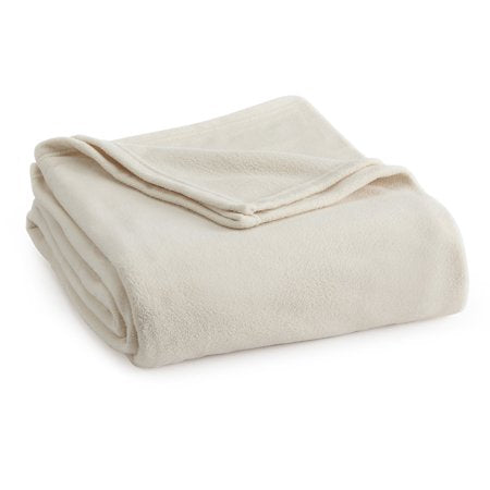 VALLUX FLEECE BLANKET - MICRO FLEECE, LIGHTWEIGHT WARM SOFT KING