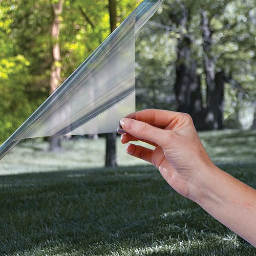 "GILA DAYTIME PRIVACY MIRROR WINDOW FILM 36"" X 15'"