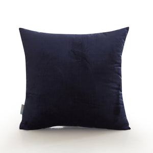 SOFT DECORATIVE VELVET THROW PILLOW ( SETOF 2 )