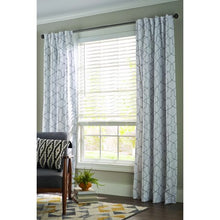 "Load image into Gallery viewer, BETTER HOMES & GARDENS 2"" FAUX WOOD CORDLESS BLINDS, WHITE"