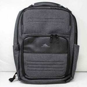 HIGH SIERRA ELITE PRO BUSINESS BACKPACK GREY