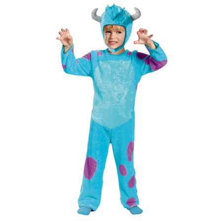 SULLY CHILD HALLOWEEN COSTUME, S(4-6)