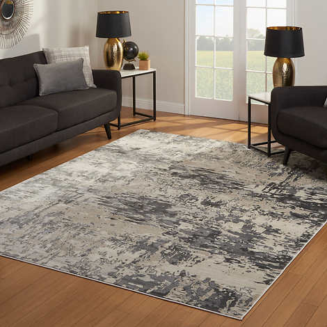 "JEWEL RUG COLLECTION, CONTEMPO (5' 3"" X 7' )"