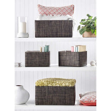 Load image into Gallery viewer, MESA STORAGE BASKETS, SET OF 4